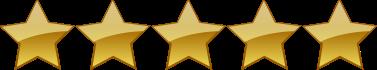 calificación 5 estrellas